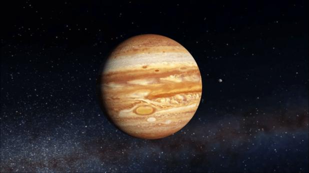Планета-Юпитер