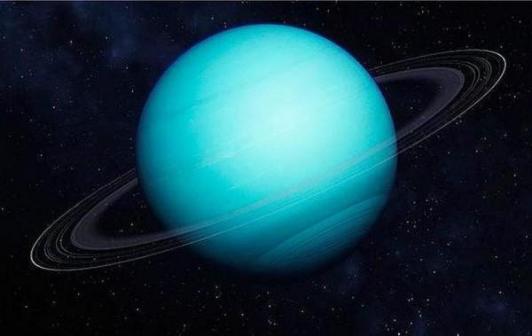 планета уран фото