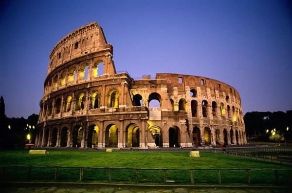интересных фактов про древний Рим