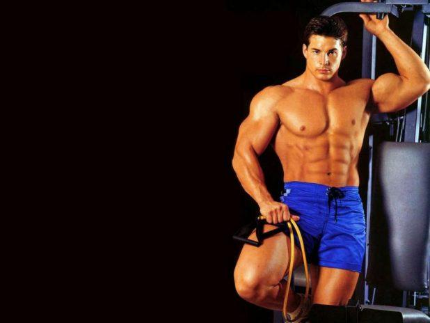 фото красивый атлет
