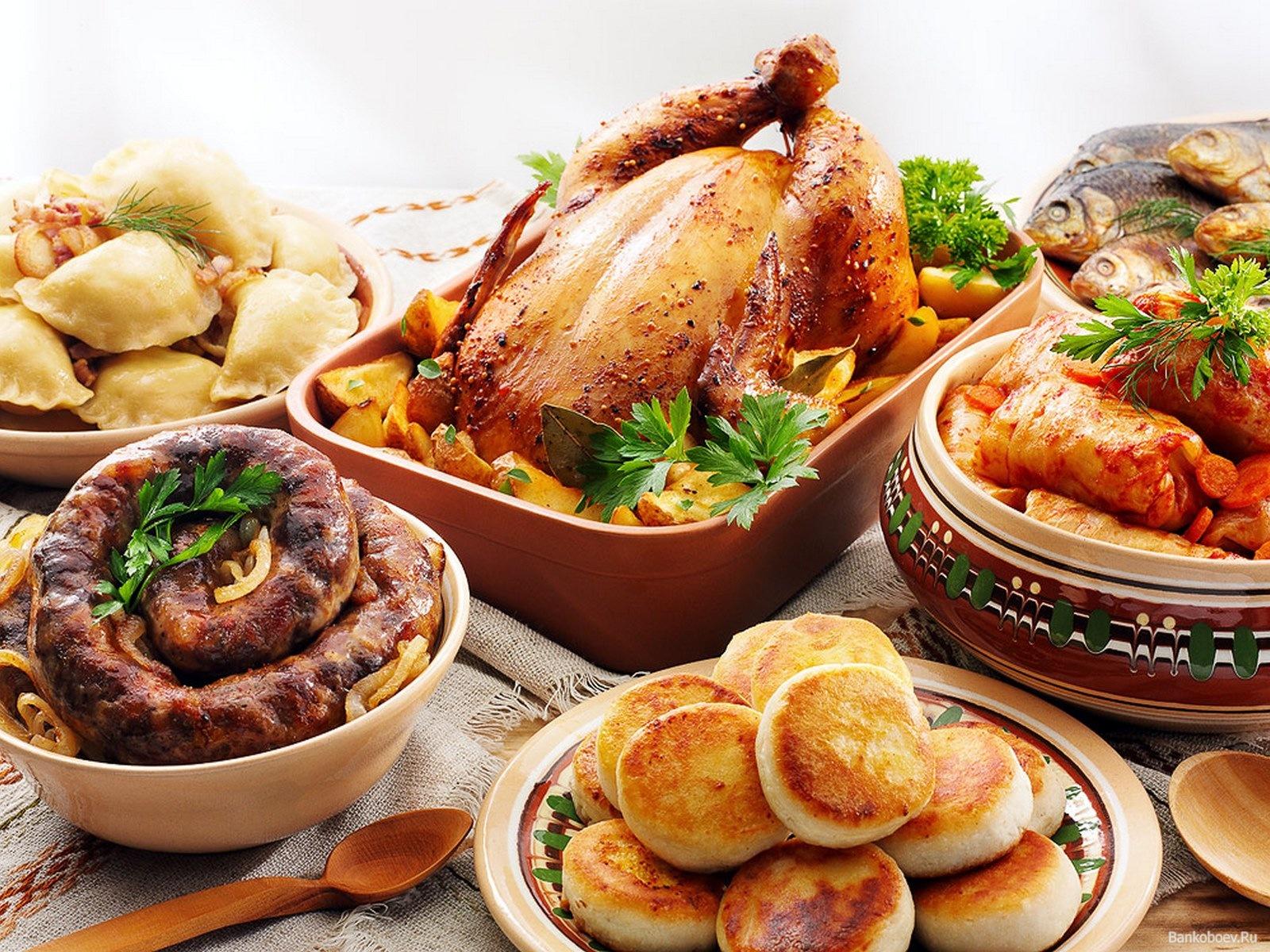 Кулинария домашняя с фото