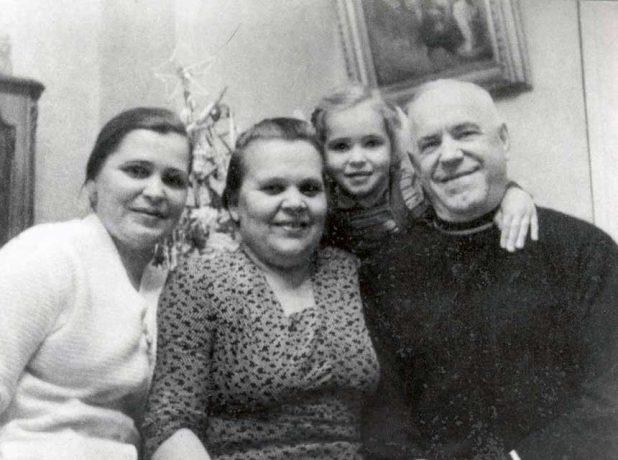 Галина жена георгия жукова